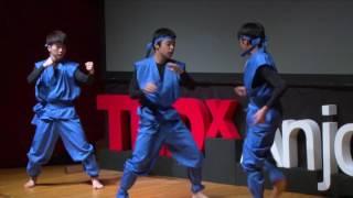 Music Karate —  New Style of Karate Martial Art Originated in Anjo   Toshin   TEDxAnjo thumbnail