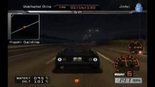 [Tokyo Xtreme Racer 3] 1 vs 1 battle series jintei vs esprit v8 sports350