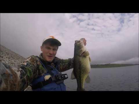 Catching My PB At Merrill Creek Resivoir