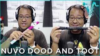 """TooT, DooD, ViiB (From Légère) and Carbon Fiber Student Flute Review (From """"Nuvo Instruments"""")"""