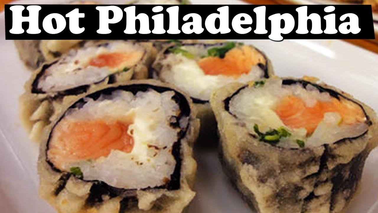 Amado Como Fazer Hot Philadelphia | Comida Japonesa | #MINICOZINHA - YouTube VC54