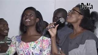 Kazi Ya Mikono Yako & Solange ... //AMBASSADORS OF CHRIST CHOIR ll MISSIONARY TRIP TO THE USA