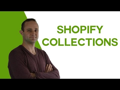 How to Create Collections on Shopify