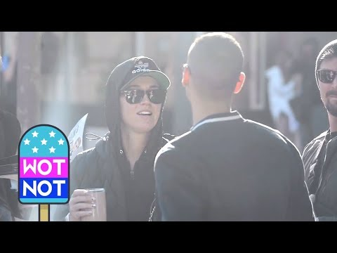 Katy Perry's Oxford Street Shopping Therapy in Sydney Wearing Full Adidas Originals Outfit III