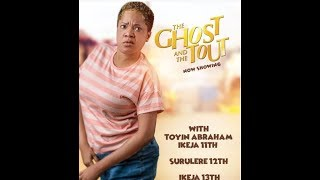WOW! Toyin Abraham's 'The Ghost And The Tout' Sold Out Everywhere As Fans Storm Out To Watch It