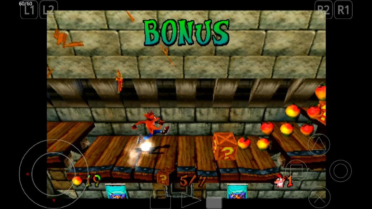 epsxe emulator 1 9 15 for android crash bandicoot 3 warped 720p