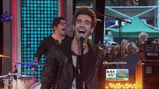 American Authors - Best Day Of My Life (4.28.2014)(#GMA 720p)