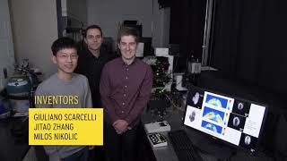 2017 Invention of the Year Nominees: Physical Sciences