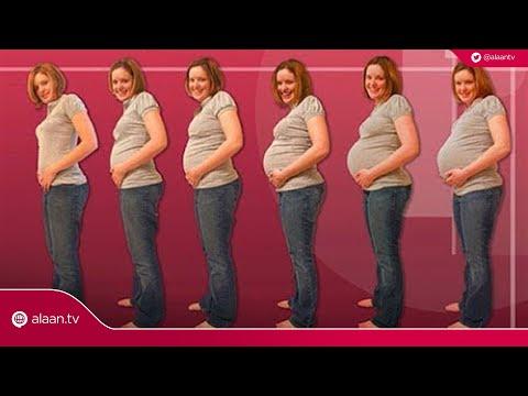 زيادة الوزن خلال الحمل  - نشر قبل 2 ساعة