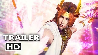 PS4 - Warriors Orochi 4 Trailer (2018)
