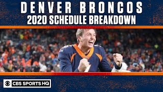 Denver Broncos LOOK TO GROW after their solid draft   CBS Sports HQ