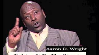 "The Story of Aaron Wright :: ""Taking it to the Streets"" with Sharon Harper :: Promo 5"