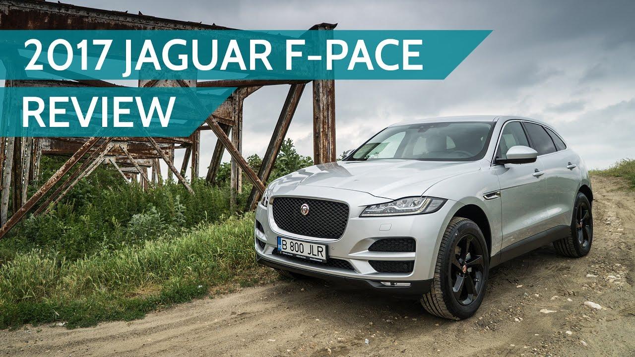 2017 jaguar f pace 20d awd diesel review youtube. Black Bedroom Furniture Sets. Home Design Ideas