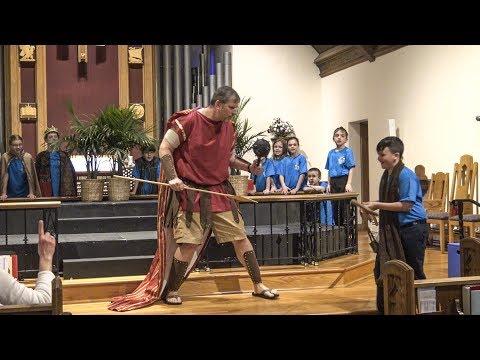 David And Goliath 2017
