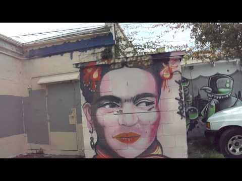 Street Art of Saint Petersburg, Florida