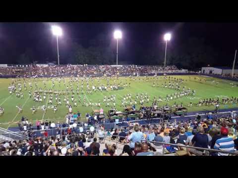 Foley High School Marching Band 08/19/16