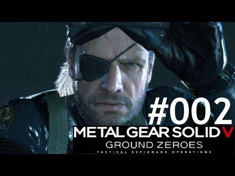 Metal Gear Solid 5 Ground Zeroes - Walkthrough - Part 2 |