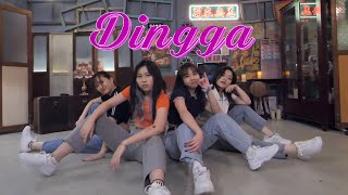 MAMAMOO(마마무)-Dingga(딩가딩가) Dance Cover By Amici From Hong Kon…
