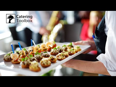 Learn To Cater | Become A Caterer | Start A Catering Business | Catering Toolbox