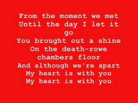 Dean Geyer - We Share The Same Space Lyrics
