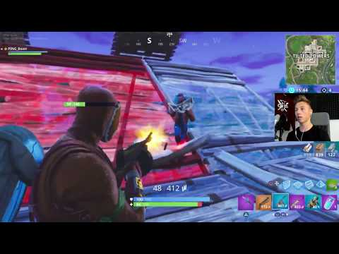 *NEUER* THE WALLS Modus in Fortnite Battle Royale!