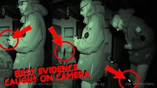 THE MOST INSANE POLTERGEIST ACTIVITY CAUGHT ON CAMERA (ANCIENT RAM INN)
