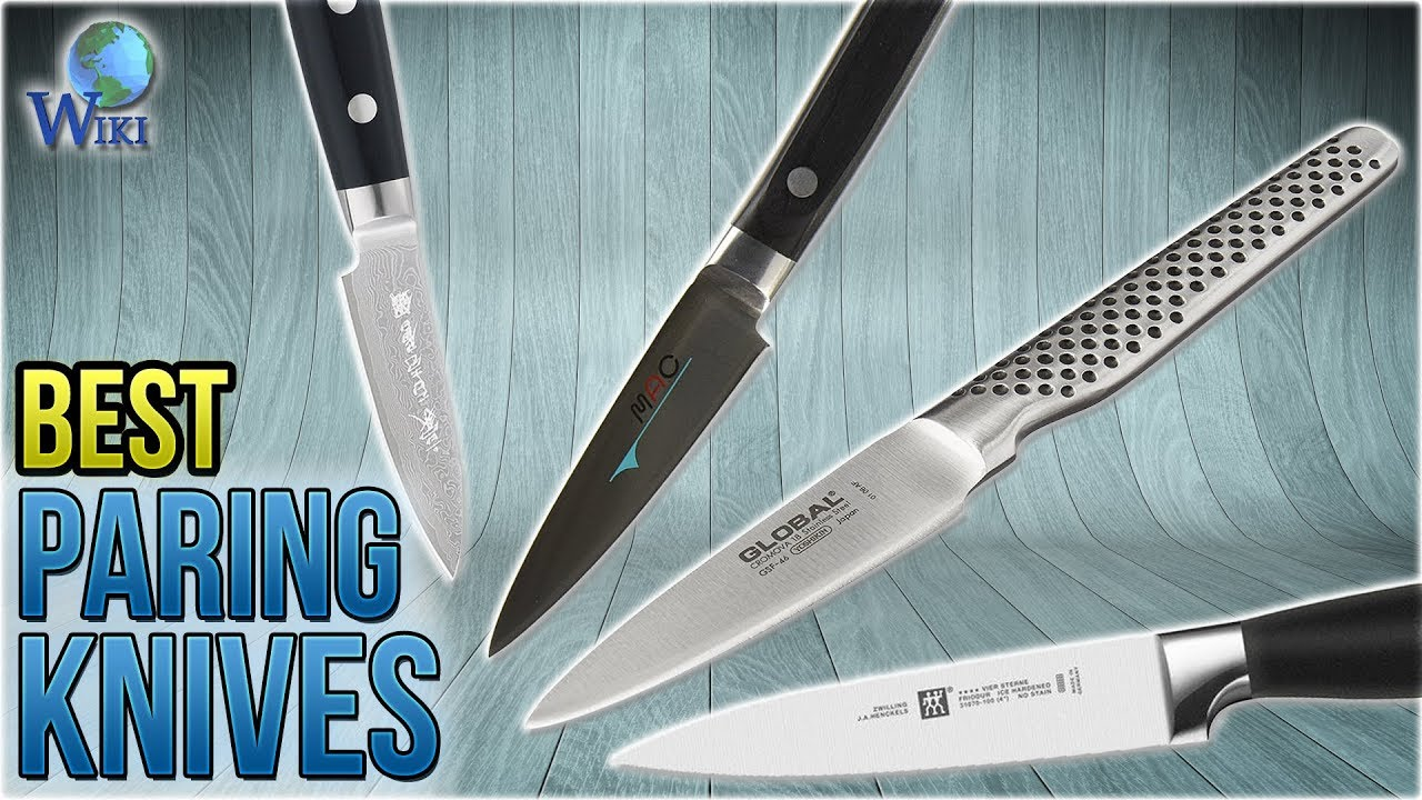10 Best Paring Knives 2018 - YouTube