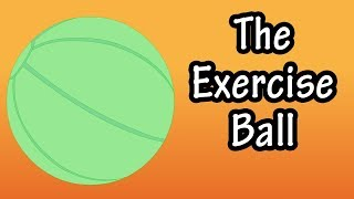 What Is An Exercise Ball - How To Use An Exercise Ball - Exercise Ball Exercises For Beginners