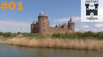 Muiden, Muiderslot and Fort Pampus | The Netherlands #1