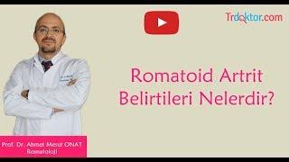 Romatoid Artrit Belirtileri Nelerdir? - Trdoktor.Com