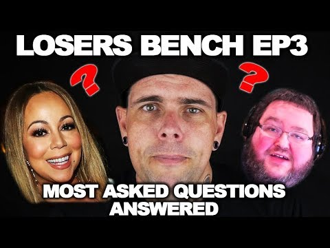 The Losers Bench - Weightloss Questions Answers - Mariah Carey Boogie2988 WLS FAQ
