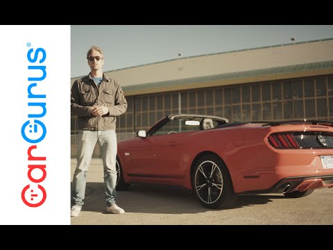 Ford Mustang Cargurus Test Drive Review