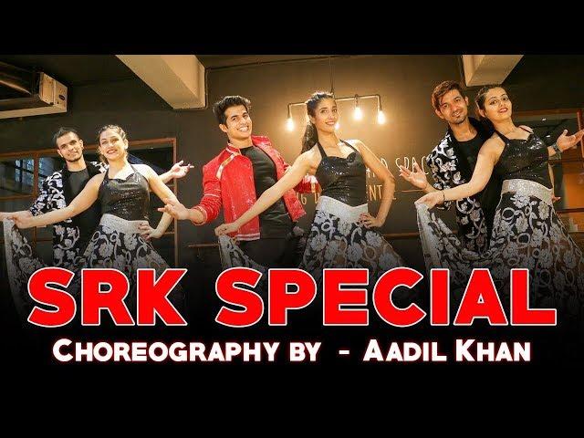 SRK Special | Choreography by Aadil Khan | Easy Bollywood Sangeet Dance
