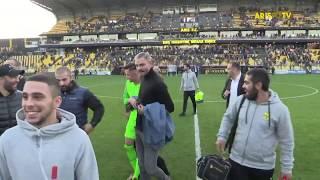 Η παρακάμερα του νικηφόρου αγώνα με τον Αστέρα Τρίπολης / ARIS FC TV