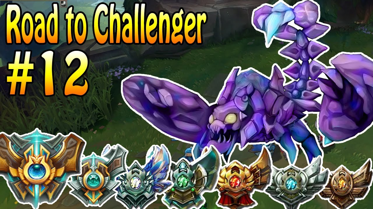 Trinity Rush Skarner Road To Challenger 12 Mrmaikap Youtube
