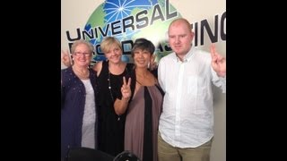Aron O'Dowd, Dr. Mary Hensley and Mairead Conlon visit Dr. Marissa from Ireland on the air