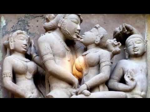 Ancient India Khajuraho Erotic Sculptures amazing