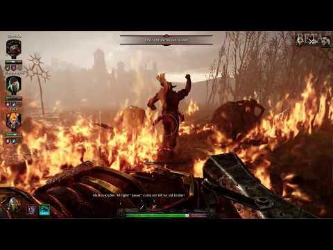 Warhammer : Vermintide 2 / Dwarf Gameplay |