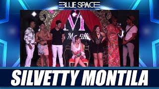 Blue Space Oficial - Silvetty Montilla - 30.03.19