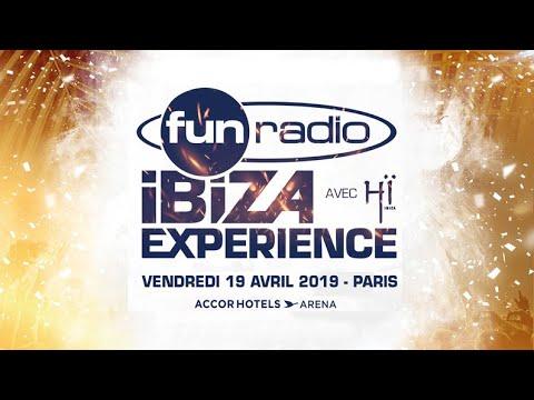 Fun Radio Ibiza Experience revient à Paris le 19 avril 2019 - Réservez vos places