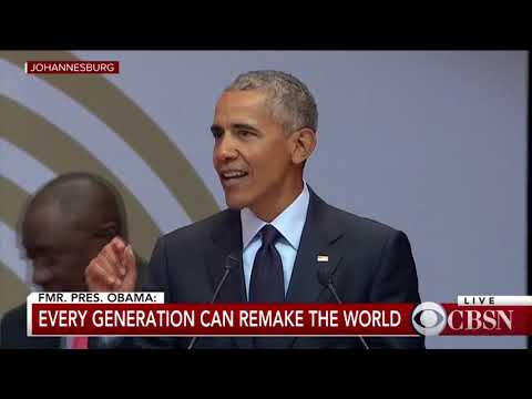 Obama Recognizes the work of Emerging Leaders Foundation.