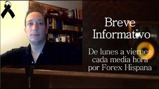 Breve Informativo - Noticias Forex del 8 de Noviembre 2018