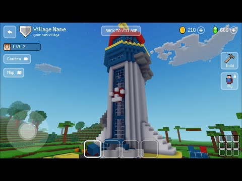 Block Craft 3D : Building Simulator Games For Free Gameplay #548 (iOS & Android) | Paw Patrol 2