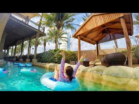 Wild Wadi Waterpark Dubai   Slides 🔥🔥🔥