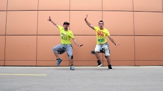 Losing It - Machel Montano - Soca - Zumba fitness - Claudiu Gutu ft Ionut Iordache