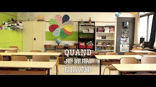 Video Quand je serai grand - ECOLE ELEMENTAIRE ANCELY download MP3, 3GP, MP4, WEBM, AVI, FLV November 2017