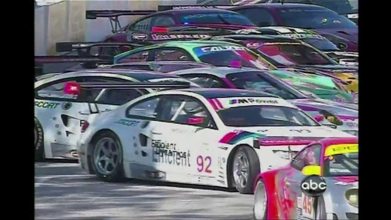 2009 Long Beach Race Broadcast