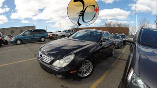 Mercedes CLS550 2006 /// Tips On Buying One