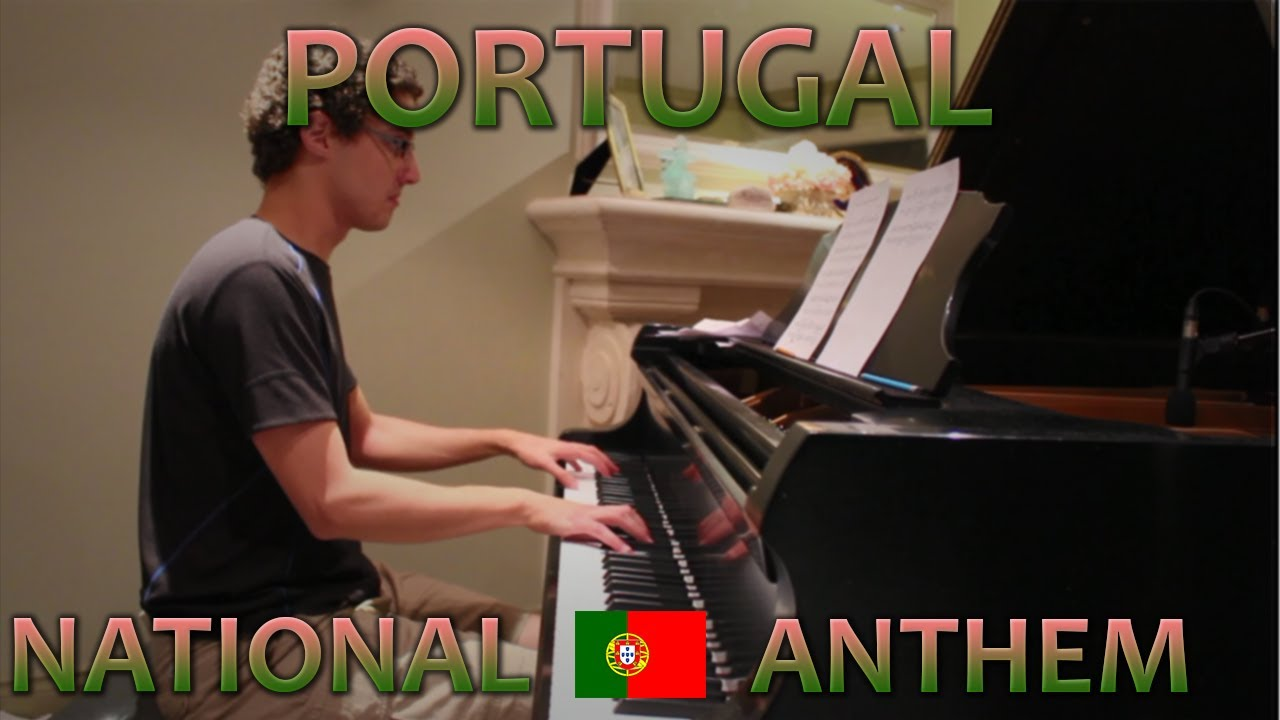 Portugal anthem piano cover world cup 2014 youtube for Piano house anthems