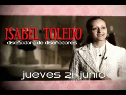 ISABEL TOLEDO.mov